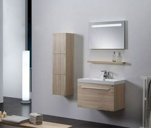 "31.5"" W Wall-mount Vanity Set"