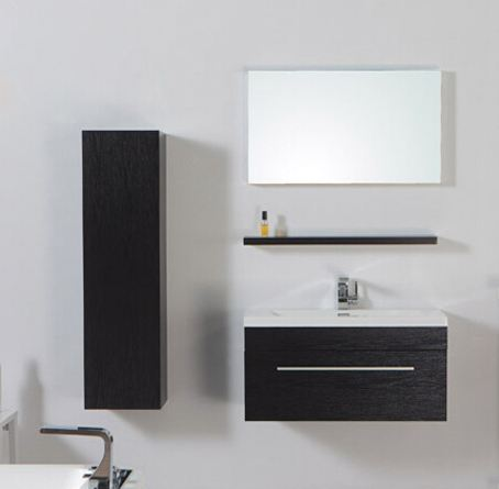"39.4"" W Wall-mount Vanity Set"